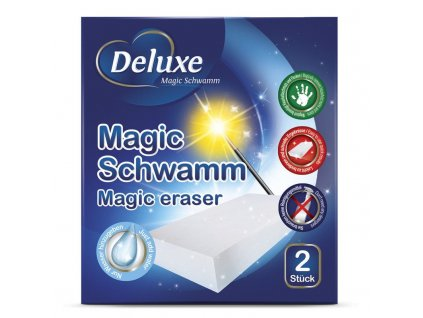 kuzelne spongie deluxe magic schwamm 2 ks