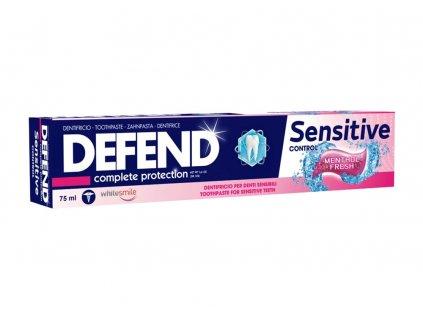 zubna pasta defend comlete protection sensitive 75 ml