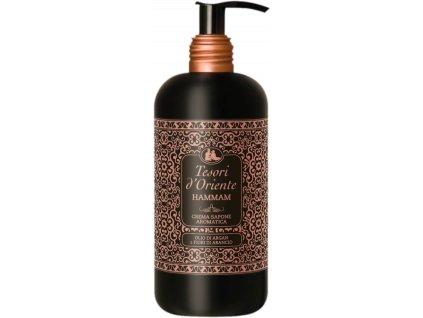 tesori d oriente mydlo na ruky hammam arganovy olej 300 ml
