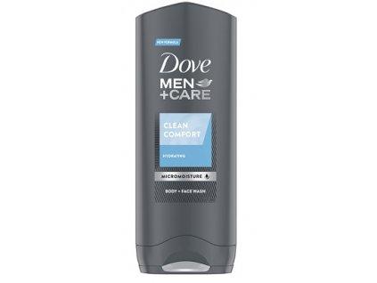 dove men care clean comfort pansky sprchovy gel 250 ml