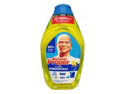 meister proper ultra power univerzalny cistic citrus 600 ml