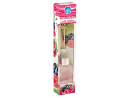 osviezovac vzduchu pan aroma reed difuzer wild berries 30 ml