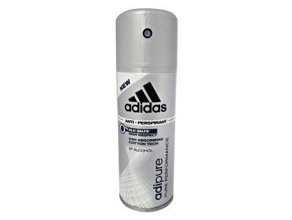 adidas anti perspirant pure peformance 150 ml
