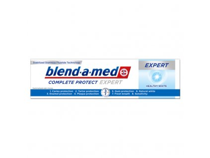 zubna pasta blend a med complete protect expert healthy white 100 ml