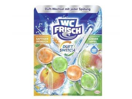 wc frisch broskyna a jablko wc zaves gulicky 50 g