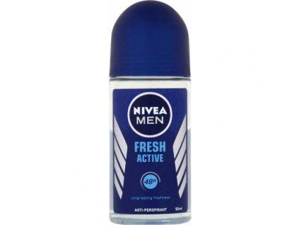 pansky gulockovy anti transpirant nivea active proctet 50 ml