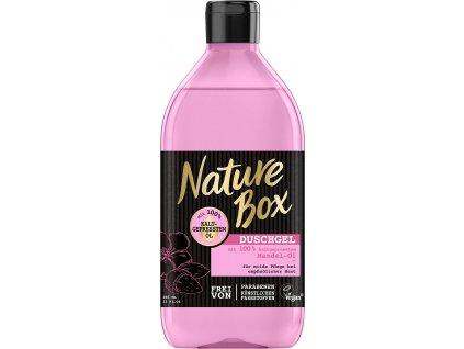 nature box mandel ol sprchovy gel mandla 385 ml