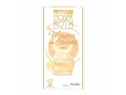 cokolada moser roth mousse au chocolat weiss 150 g
