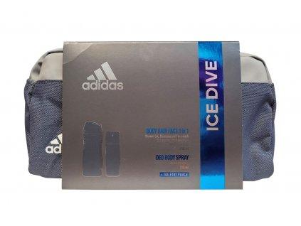 Adidas Ice Dive pánska darčeková sada