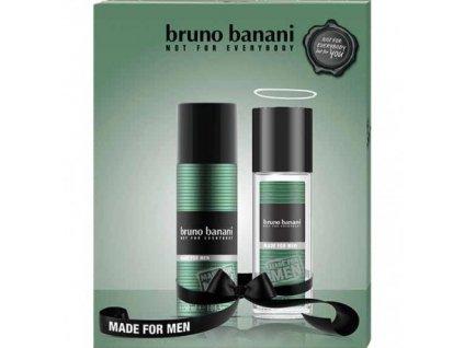 bruno banani made for men deo sprej 150ml deo parfum sprej 75ml