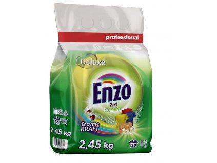 prasok na pranie enzo deluxe kolor 2 45 kg 35 prani