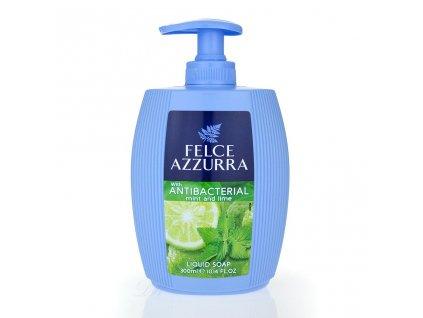 felce azzurra antibakterialne tekute mydlo na ruky mint a lime 300 ml