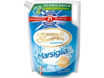 spuma di sciampagna marsiglia gel na pranie 1 260 l 21 prani