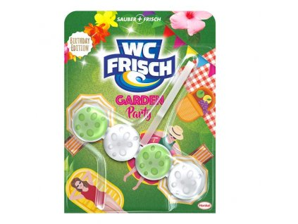 wc frisch garden party wc zaves gulicky 50 g