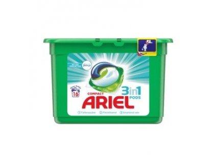 ariel 3 in 1 alpine kapsule na pranie 16 ks