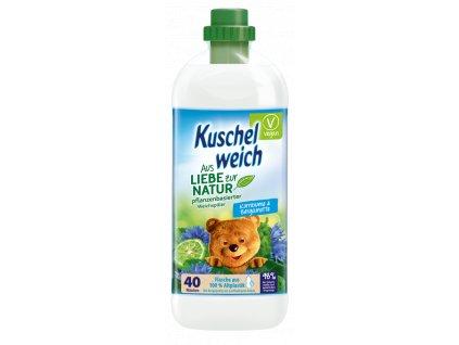 kuschelweisch kornblume bergamotte avivaz 1 l 40 prani