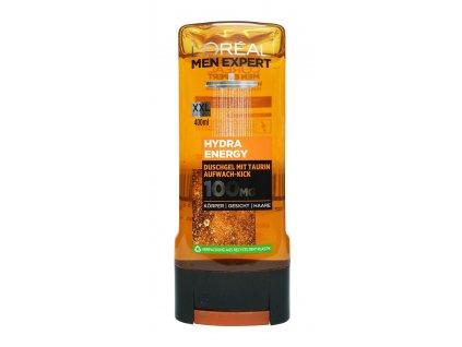 l oreal pansky sprchovy gel men expert hydra energy 400 ml