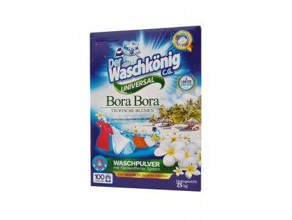 waschkoning bora bora universal prasok na pranie 7 5 kg 100 prani