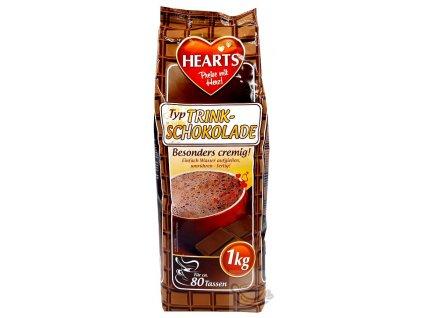 hearts trink schokolade napoj 1 kg