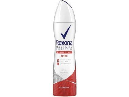 rexona maximum protection active damsky anti transpirant 150 ml