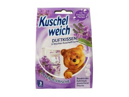 vonave vrecuska kuschelweisch fialove lavendelfrische 3 ks