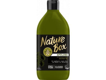 nature box oliven ol damsky kondicioner na vlasy 385 ml