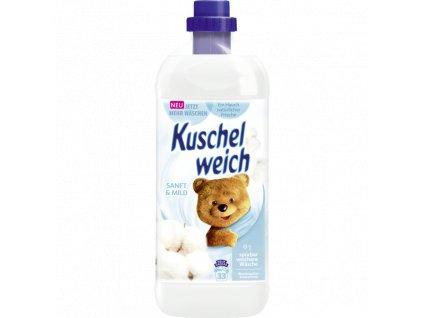 avivaz kuschelweisch sanft mild biela 1 l 34 prani