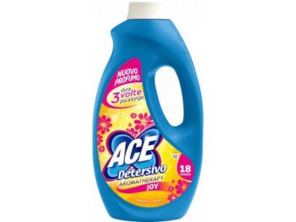 ace detersivo aromatherapy joy dezinfekcny gel na pranie 990 ml 18 prani