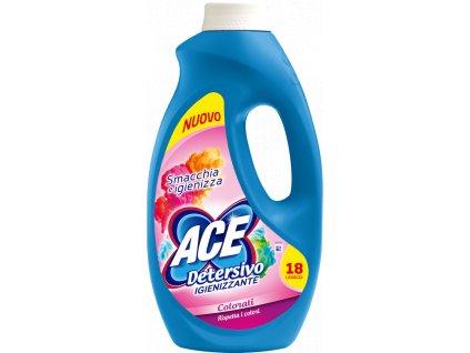 ace detersivo igienizante colorati dezinfekcny gel na pranie 900 ml 18 prani