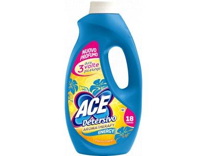 ace detersivo aromatherapy energy dezinfekcny gel na pranie 990 ml 18 prani