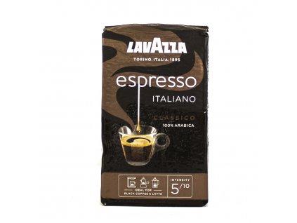 lavazza espresso italiano mleta kava 250 g