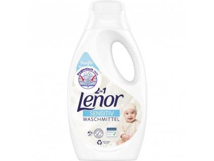 lenor sensitiv 2 v 1 gel na pranie 1 155 ml 21 prani