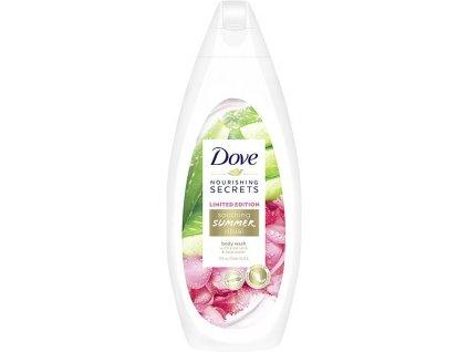 Dove pflege geheimnisse Sommer ritual sprchový gél  - 250 ml