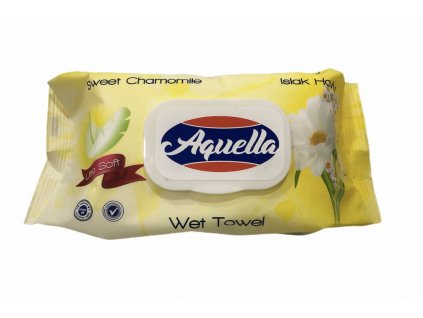aquella sweet chamomile vlhcene obrusky 100 ks
