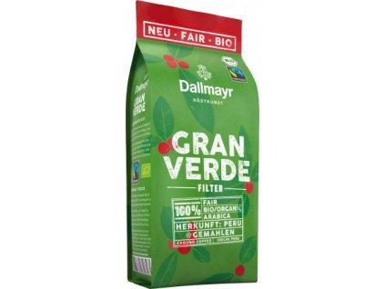 dallmayr gran verde cafe creme mleta kava 220 g