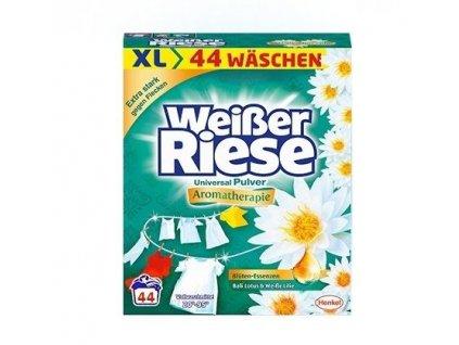 weisser riese universal pulver aromatherapie prasok na pranie 2 42 kg 44 prani