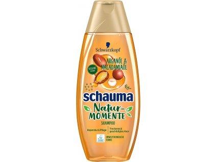 schauma nature moments arganovy macadamovy olej 350 ml