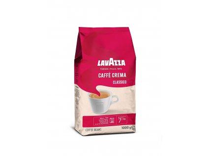 lavazza caffe crema classico zrnkova kava 1 kg