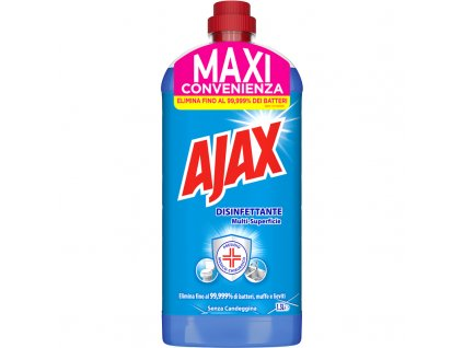 ajax desinfettante multi superfice cistiaci prostriedok na podlahy 1 l