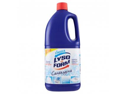 lysoform candeggina classica dezinfekcny univerzalny cistic 2 5 l