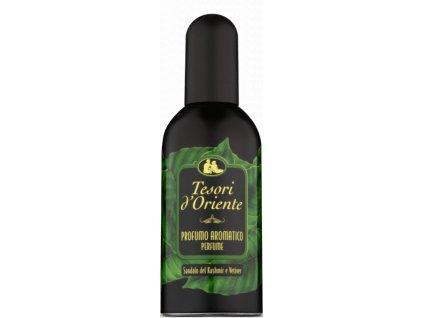 tesori d oriente sandalo del kashmir e vetiver parfumovana voda 100 ml