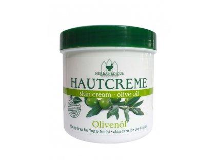 herbamedicus hautbalsam olive oil pletovy krem 250 ml
