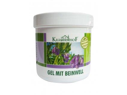 krauterhof gel mit beinwell masazny gel s kostihojom 250 ml