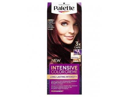 schwarzkopf palette intensive colorcreme 4 89 farba na vlasy rfe3 intezivna tmavo fialova