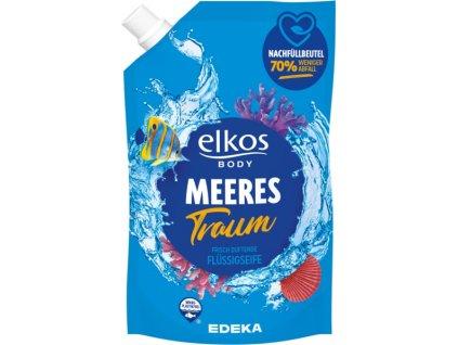 mydlo na ruky elkos body morske mineraly 750 ml