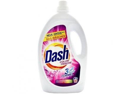 dash color frische gel na pranie 2 75 l 55 prani