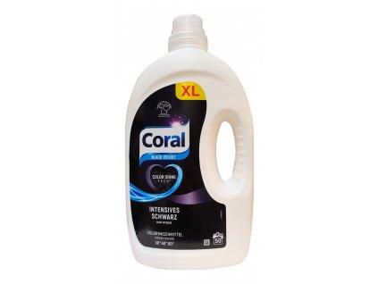 coral black velvet na cierne pradlo 2 5 l 50 prani