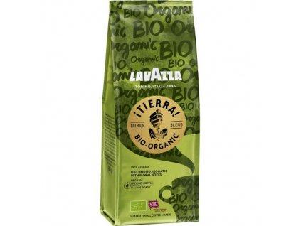 lavazza tierra bio organic 100 arabica mleta kava 180 g