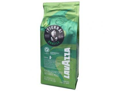Lavazza Tierra Brasile Moka mletá káva - 180 g