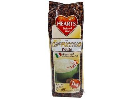 hearts cappuccino white instatny napoj 1 kg